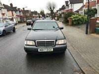Mercedess Benz C180 Automatic Elegance Low Mileage ( Spare and Repaire ) start and drive perfect