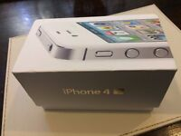 I PHONE 4 S OPEN TO ALL NETWORKS 16GB