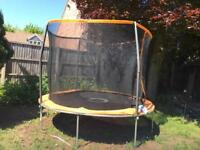 12ft trampoline about 8 months old