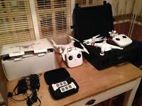 Ultimate DjI Vision 2 Camera Drone Kit
