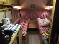 5 birth caravan £1100