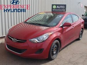 2012 Hyundai Elantra GL THIS WHOLESALE CAR WILL BE SOLD AS TRADE
