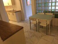 Converted Ground 3 Bed 2 Bath Flat Eat In KitchenSitting Room Doors To Garden Driveway NearTubePark