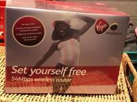 Virgin Wireless Broadband Router