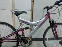 0364d480423 Freespirit full suspension mountain bike for sale