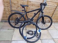 Burisch Synergy GT250 black edition Electric Bike Ebike Bicycle Motor Motorised e-bike fast RECEIPT