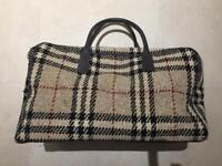 Burberry hold-all