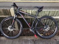 Specialized 29er Hardrock 2013 Mountain Bike with extras