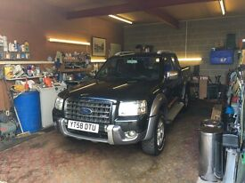 Ford Ranger Wildtrack 3 Litre Double Cab