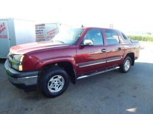 2006 Chevrolet Avalanche LS/LT