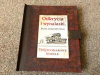 Odkrycia i wynalazki, które zmienily swiat / Polish Popup Book