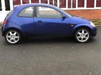 Ford ka 1.6 1 year mot full service history! Low mileage (quick sale)