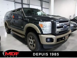 2012 Ford F-250 Lariat King Ranch