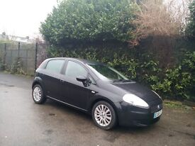 Fiat Grande Punto 1.9 Tdi 6 Speed Elegenza Full Service History Full Mot Nice Clean Car In And Out
