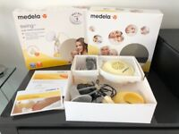Breast Pump Medela Swing - Single Electric Breastpump - In Excellent Condition