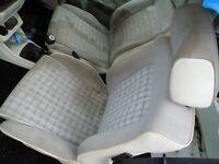 MK1 GOLF GTI RIVAGE ETC. PASS SIDE SEAT