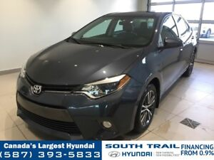 2016 Toyota Corolla LE - LEATHER ACCENTS, HEATED SEATS