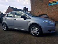2006 56 Fiat Punto 1.3 JTD Multijet - £30 Road Tax - 3 Months Warranty