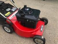 (SOLD) Rover petrol lawnmower