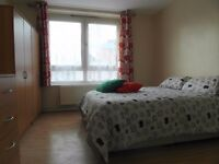 NEED TO MOVE NOW???!!!DOUBLE ROOM IN BROMLEY BY BOW !!SPRING PROMOTION: NO DEPOSIT!!!