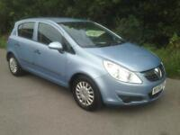 VAUXHALL CORSA LIFE A/C 1.2,2007,NEW TIMING CHAIN,MOT JUNE 2019,£1095!