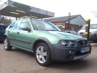 Rover Streetwise 1.4 S 5dr [103PS] (green) 2004