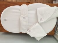 Cocoonababy Baby Nest with lots of extras