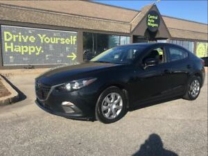 2015 Mazda MAZDA3 GX / BLUETOOTH / PUSH BUTTON START