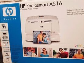 immaculate condition mini photo printer