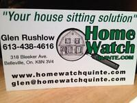 Home watch service
