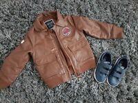 A bundle of 2-4 y/o boy's clothes