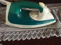 Morphy Richards steam iron model no 42400 used few times £8