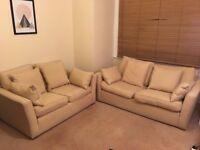 3 & 2 Seaters Sofa in Battersea