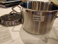 Brand new John Lewis pot