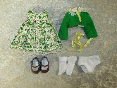 """TONNER HALF PINT GRINS AND GIGGLES OUTFIT FOR 10"""" PATSY AND ANN ESTELLE NEW"""
