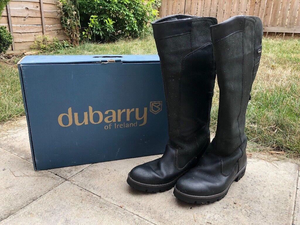 f73233fe856c1 Dubarry Clare Boots (Black) UK 10.5 EU 45 | in Leeds, West Yorkshire ...