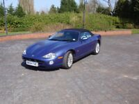 Jaguar XK8 Convertible 4.2L, 2004, A/C Full Service History, Clean and looked after, Leather seats
