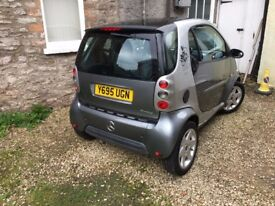 Smart FourTwo Pulse Turbo