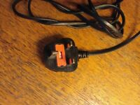 Canon battery charger used, like new