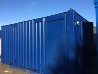 16 x 9ft Anti Vandal Office / Site Office /Portable Building /Canteen / 2800+vat