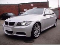 breaking for spares bmw 330D M Sport all parts available