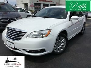 2013 Chrysler 200 LX-local trade-certified