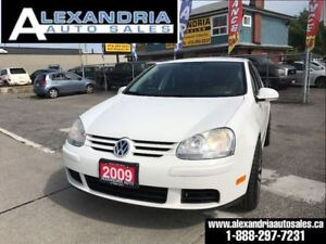 2009 Volkswagen Rabbit auto 2.5 safety included