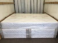 Brand New. Good Quality, Semi Ortho Mattresses and Divan Beds with or without drawers. Can Deliver.
