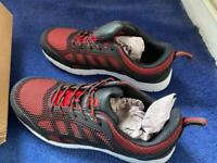 Mens Warrior safety trainers size 12