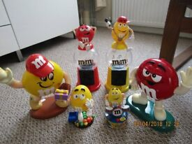 M&M's Novelty Characters Collection