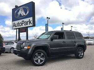 2015 Jeep Patriot Sport/North | Heated Leather Seats | Power Sun