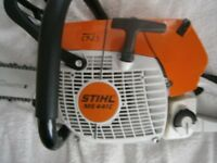 stihl ms 441c motronic chainsaw