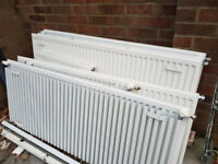 6 x Central Heating Radiators