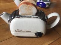 Tea Toaster Teapot